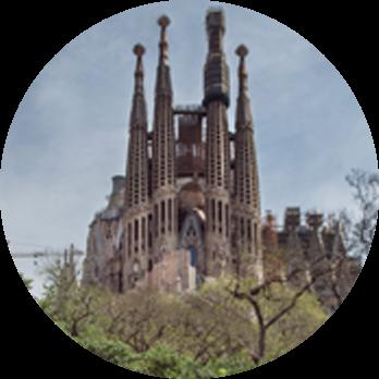 Sagrada Familia サグラダ・ファミリア