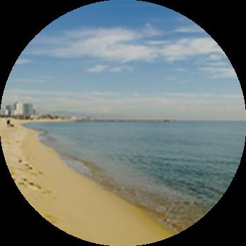 Seaside ビーチ